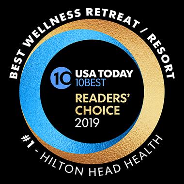 Hilton Head Health #1 Weight Loss Center Logo