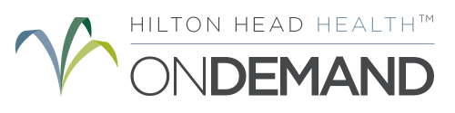 Hilton Head Health ONDEMAND Logo
