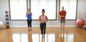 Hilton Head Health fitness class