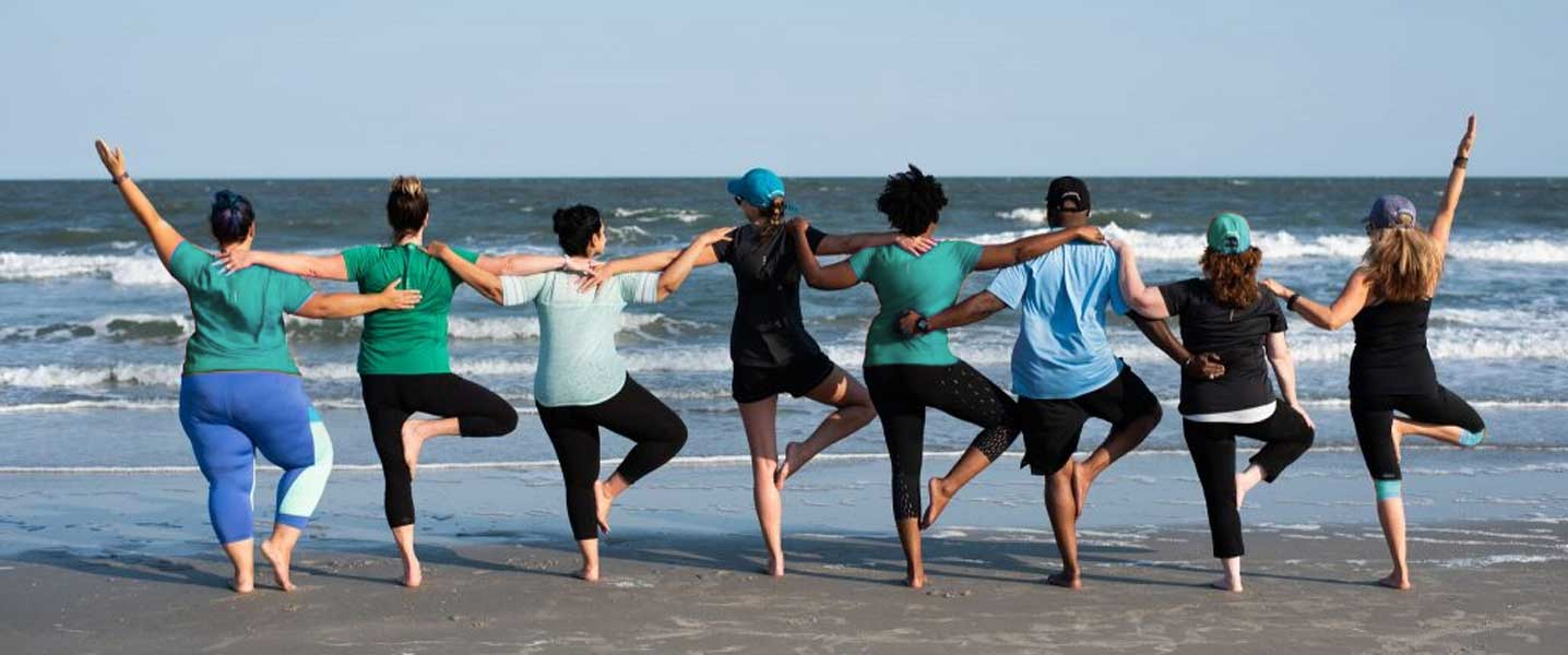 Hilton Head Health Beach Fitness