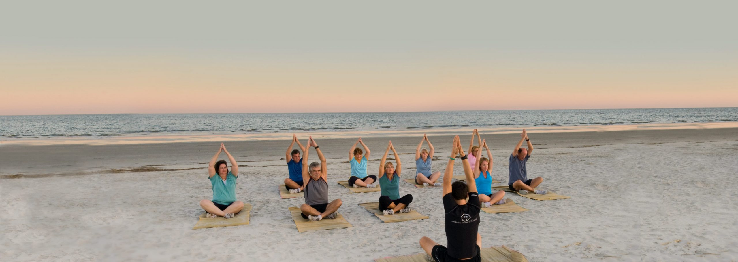 Hilton Head Health Beach Yoga